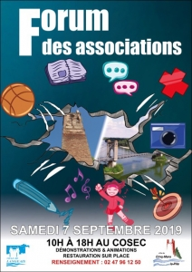 Forum des associations 2019 Langeais